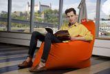 Tuli Smart Nicht abnehmbarer Bezug - Polyester Türkis
