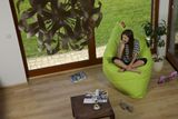 Tuli Sofa Abnehmbarer Bezug - Universal Gelb