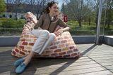 Tuli Smart Abnehmbarer Bezug - Urban Stone
