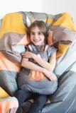 Tuli Sofa Abnehmbarer Bezug - Polyester gemustert  Love is in the bear