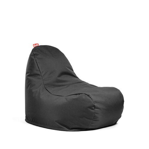 Tuli Relax Nicht abnehmbarer Bezug - Polyester Dunkelgrau