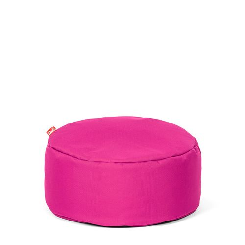 Tuli Puf Nicht abnehmbarer Bezug - Polyester Rosa