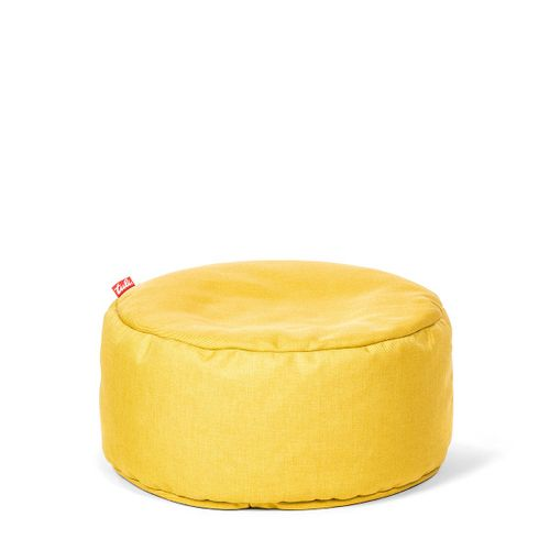 Tuli Puf Nicht abnehmbarer Bezug - Universal Gelb