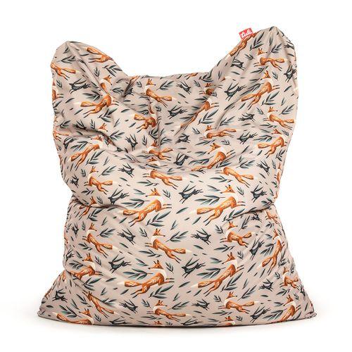 Tuli Sofa Abnehmbarer Bezug - Polyester gemustert  Forest