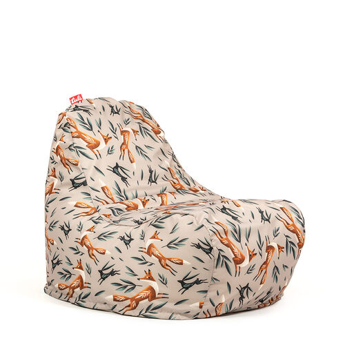 Tuli Relax Abnehmbarer Bezug - Polyester gemustert  Forest
